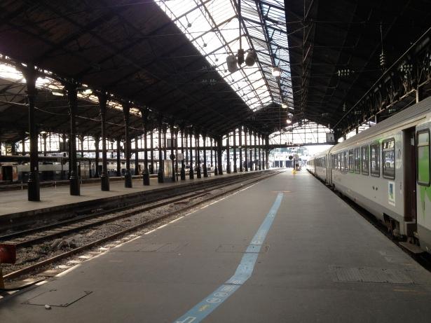 Saint-Lazare Station