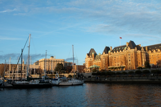 The Inner Harbour