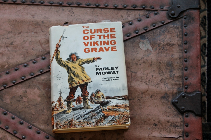 The Curse of the Viking Grave, McClelland & Stewart, 1966