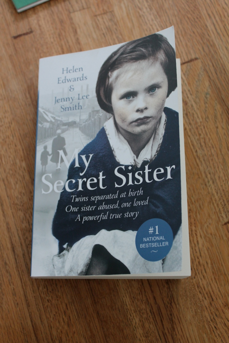 My Secret Sister, Pan Books 2013