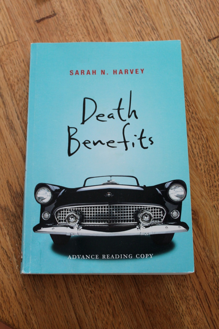 Death Benefits, Orca Book Publishers 2010