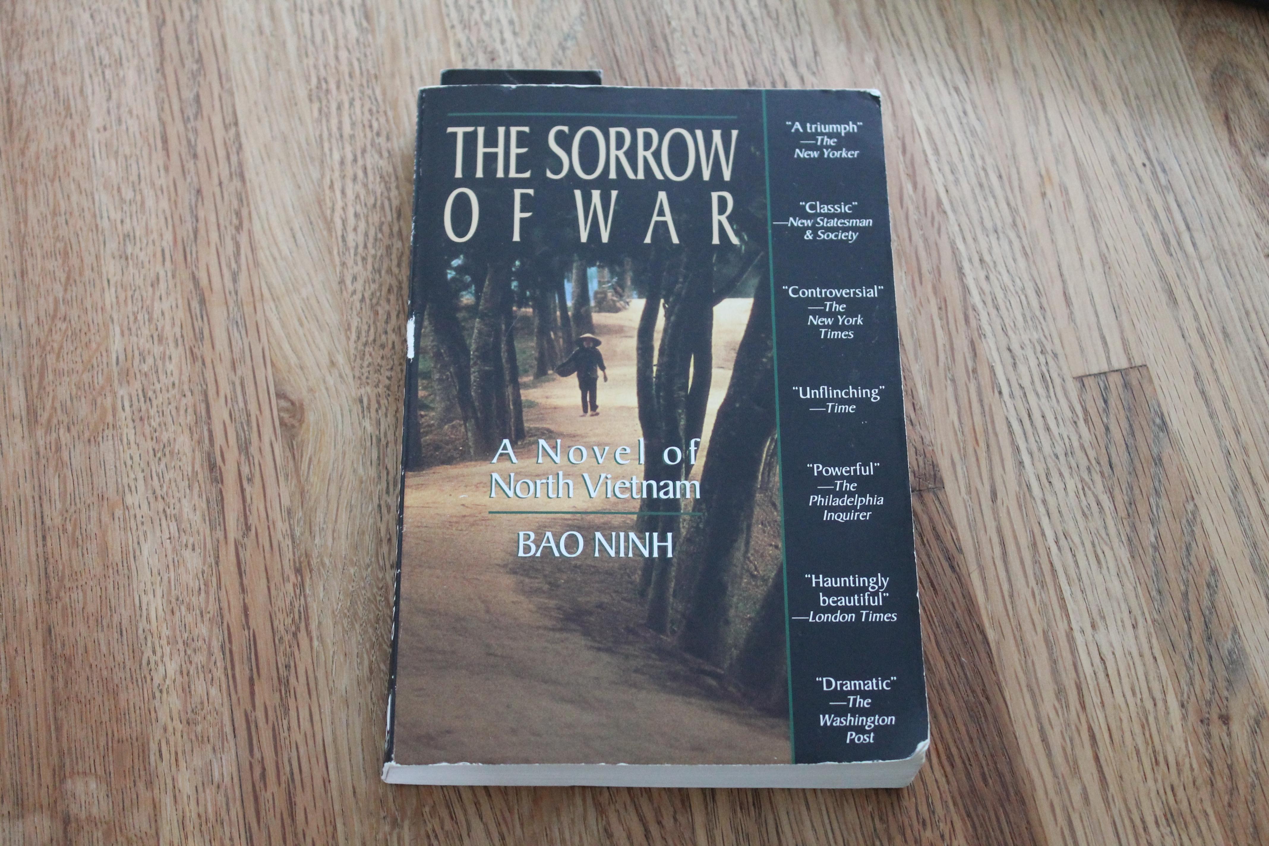 Book Review: The Sorrow of War by Bao Ninh | realizinggrace