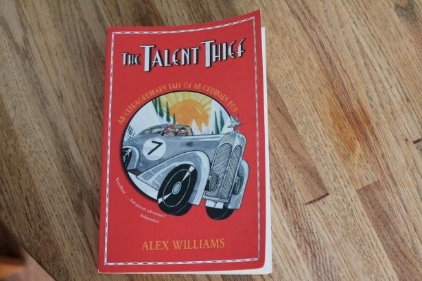 The Talent Thief, MacMillan Children's Books, 2007
