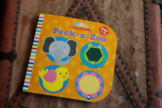 Peek-a-Zoo, Scholastic, 2005
