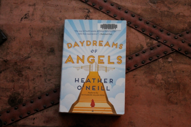 Daydreams of Angels (HarperCollins, 2015)