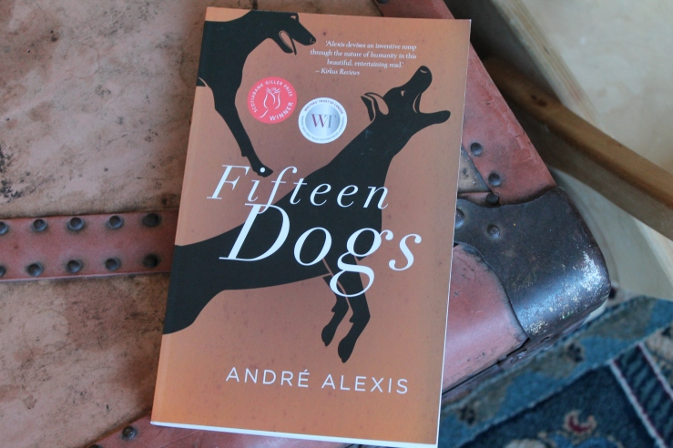 Fifteen Dogs by Andre Alexis (Coach House Books, 2015)