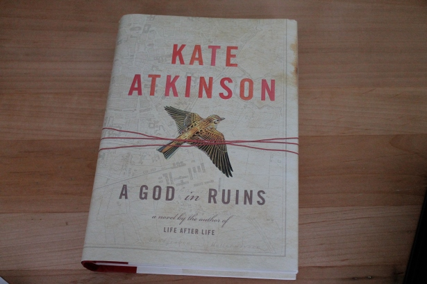 A God in Ruins by Kate Atkinson (Doubleday Canada, 2015)