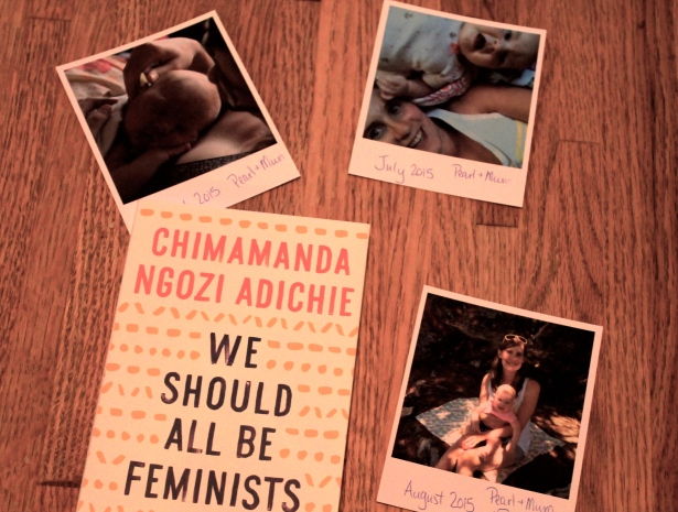 We Should All Be Feminists - Chimamanda Ngozi Adichie (Anchor Books, 2014)