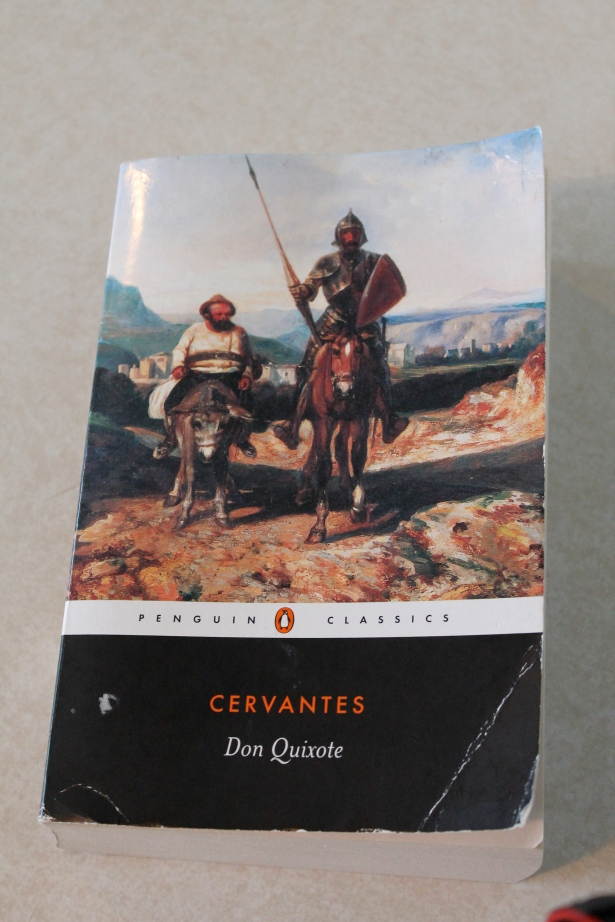 Don Quixote - Cervantes (Penguin Books, 2003)