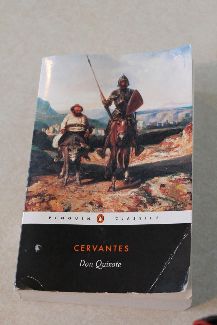 Don Quixote - Cervantes (Penguin Books, 2003)