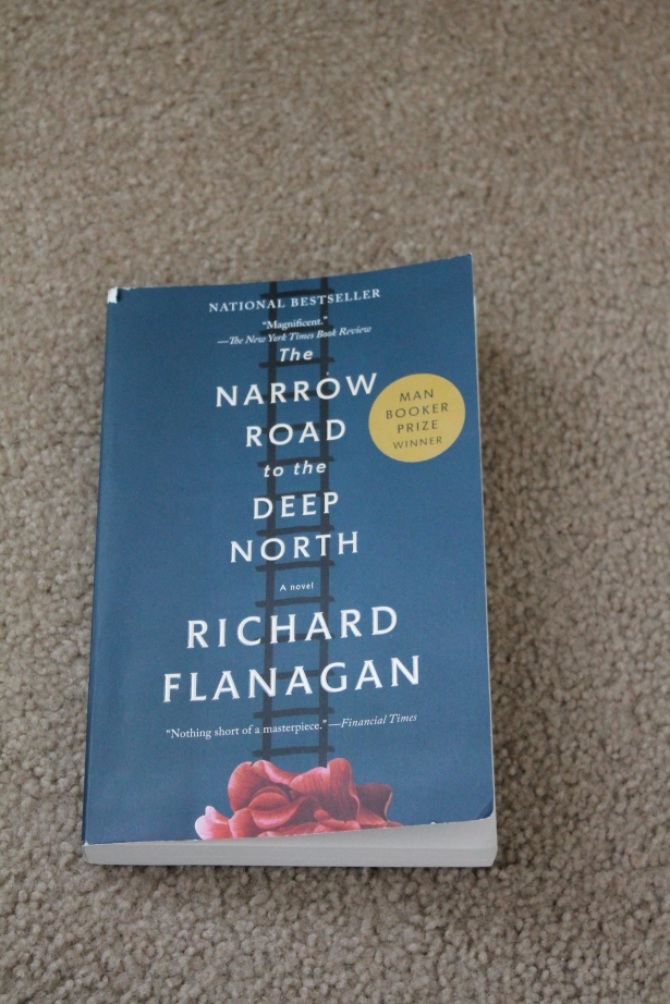 The Narrow Road to the Deep North - Richard Flanagan (Vintage International, 2013)