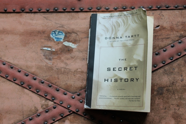 The Secret History - Donna Tartt (Vintage Contemporaries, 1992)
