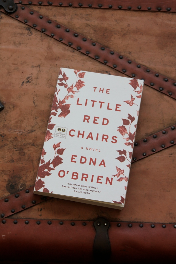 The Little Red Chairs - Edna O'Brien (Little, Brown and Company, 2016)