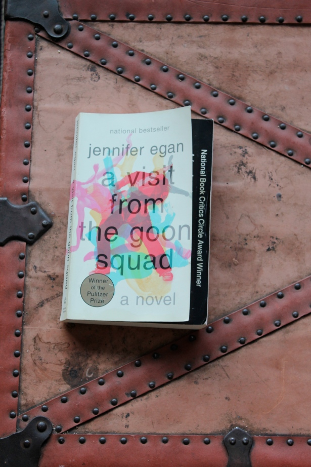 A Visit from the Goon Squad - Jennifer Egan (Anchor Books, 2010)