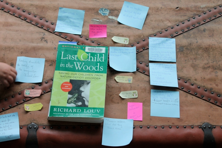 Last Child in the Woods - Richard Louv (Algonquin Books of Chapel Hill, 2008)