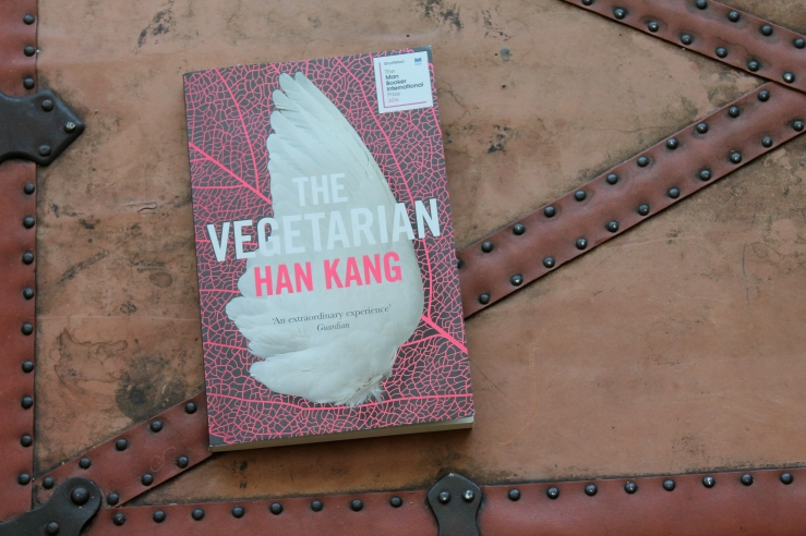 The Vegetarian - Han Kang (Portobello Books, 2015) (translated from the Korean by Deborah Smith)