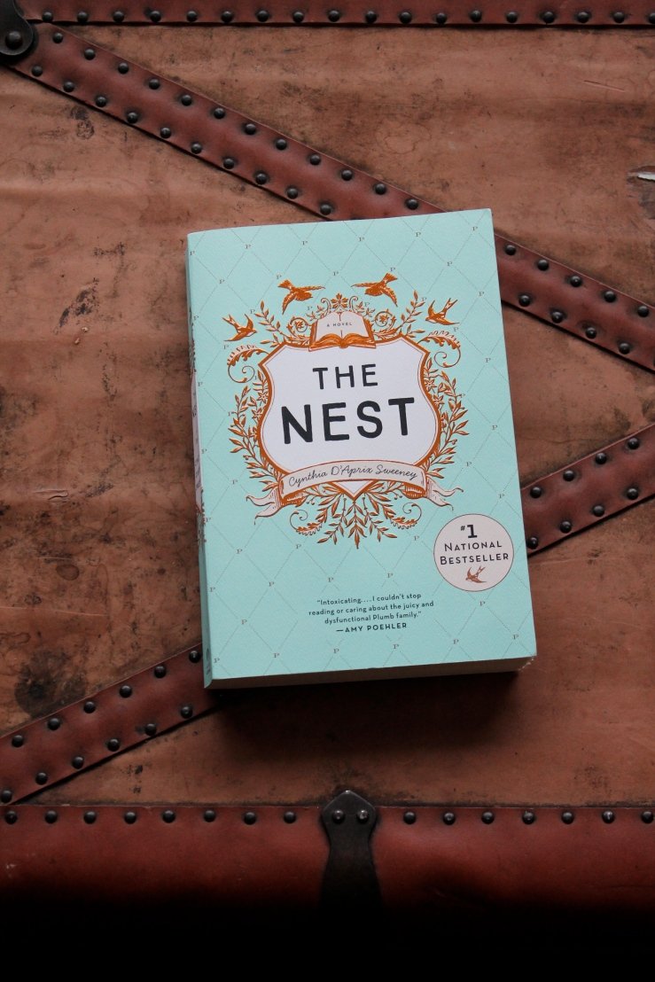 The Nest - Cynthia D'Aprix Sweeney (Harper Avenue, 2016)