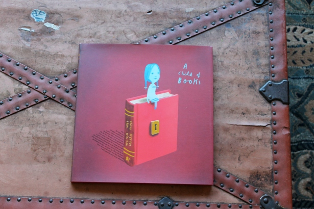 A Child of Books - Oliver Jeffers and Sam Winston (Candlewick Press, 2016)
