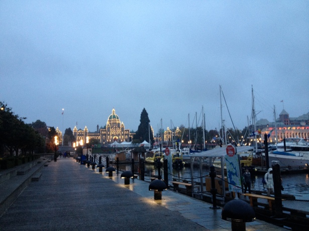 Downtown Victoria Harbour