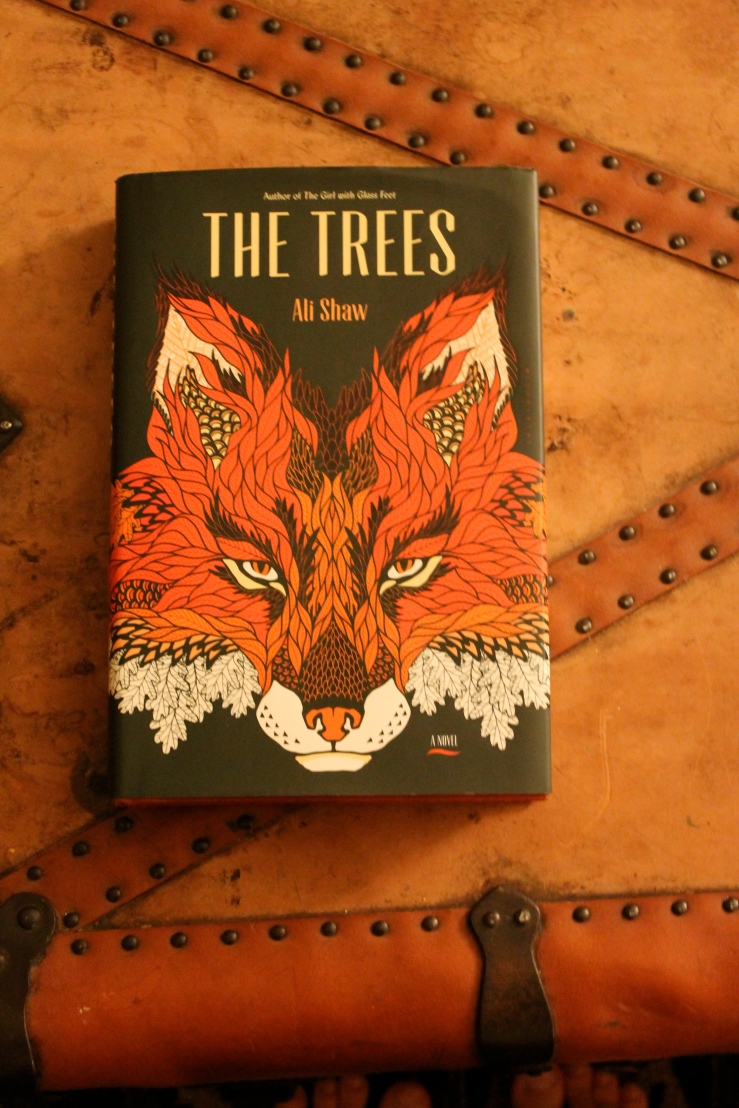 The Trees - Ali Shaw (Bloomsbury, 2016)