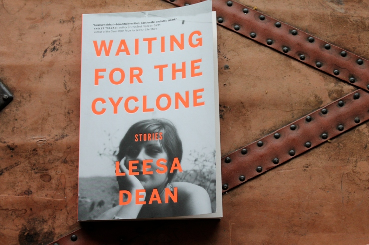Waiting for the Cyclone - Leesa Dean (Brindle & Glass, 2016)