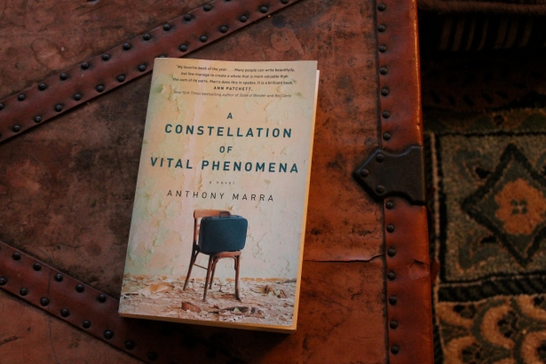 A Constellation of Vital Phenomena - Anthony Marra (Vintage Canada, 2014)