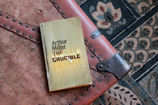 The Crucible - Arthur Miller (Bantam Books, 1977)