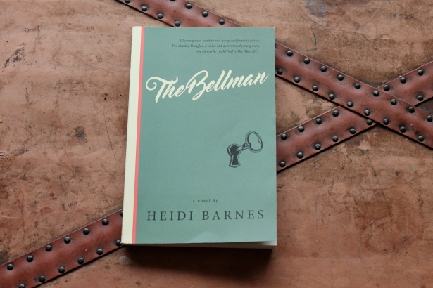 The Bellman - Heidi Barnes (Vireo Rare Bird Books, 2016)