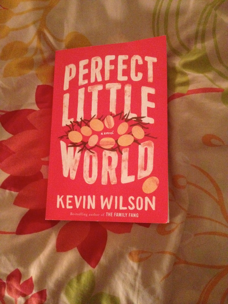 Perfect Little World - Kevin Wilson (Harper Collins, 2017)