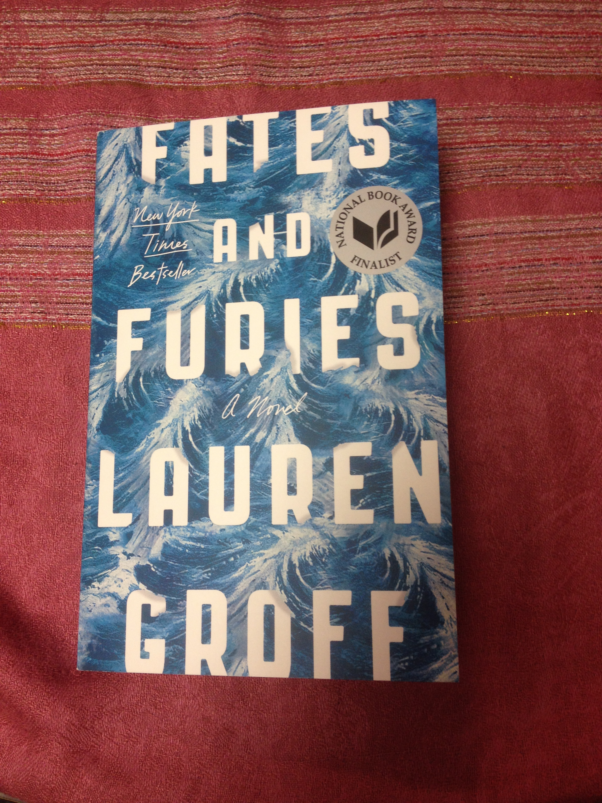 Book Review Fates And Furies By Lauren Groff Karissa
