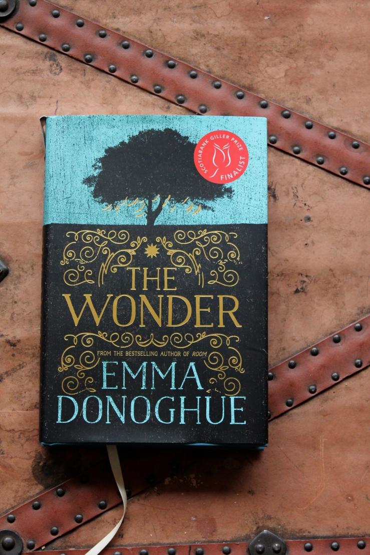 The Wonder - Emma Donoghue (Harper Collins, 2016)