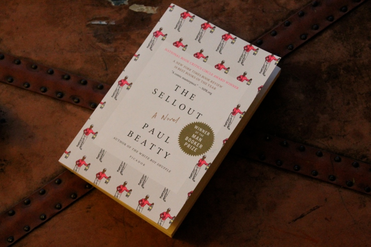 The Sellout - Paul Beatty (Picador, 2015)