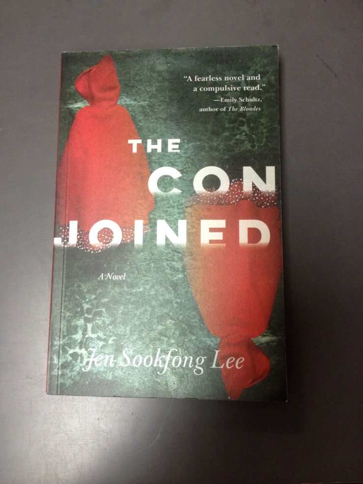 The Conjoined - Jen Sookfong Lee (ECW Press, 2016)